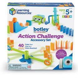 LER2937_08 Set 41 accesorii - Robotelul Botley Learning Resources Multicolor
