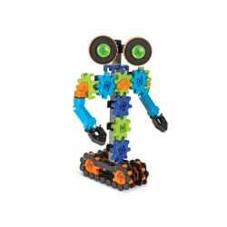 LER9228_08 Gears! Gears! Gears! Robotelul in actiune Learning Resources Multicolor